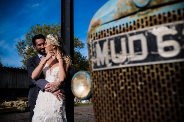 A Caswell House wedding - Alice & Andrew