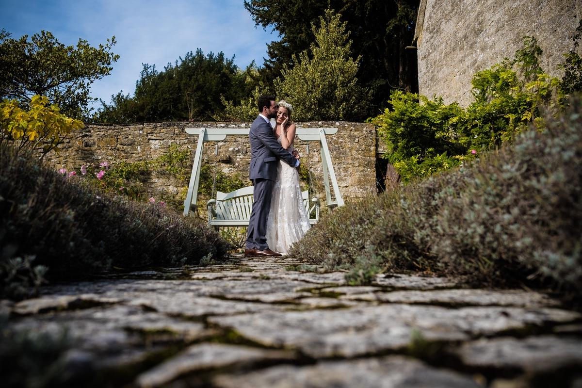 Cotswolds barn wedding