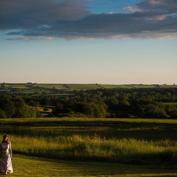 Merriscourt wedding - Beckie & James