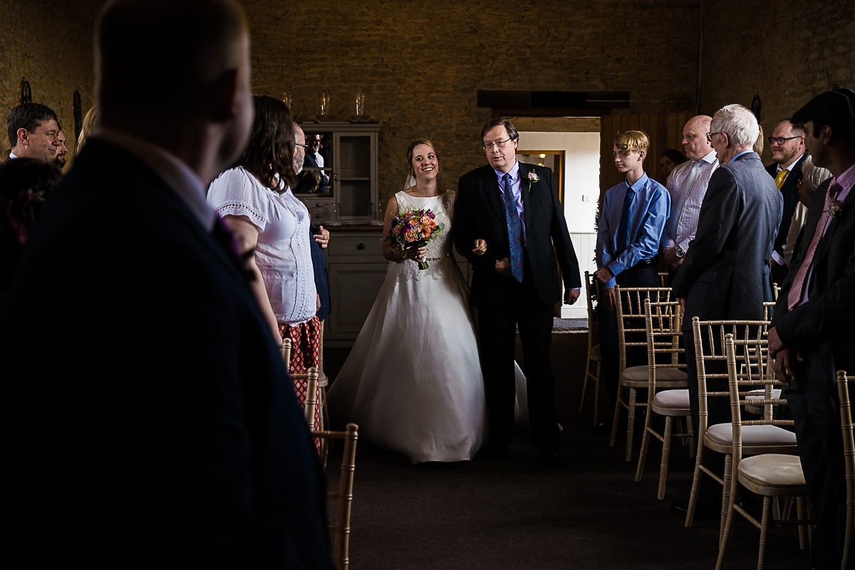 Stratton Court Barn wedding